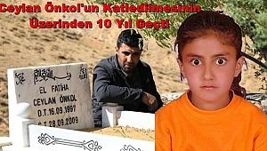 Ceylan Önkol'un Katledilmesinin Üzerinden 10 Yıl Geçti