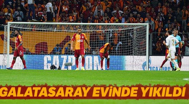 Galatasaray, Real'e Diş Geçiremedi 0-1
