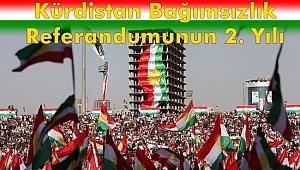 Kürdistan Bağımsızlık Referandumunun 2. Yılı