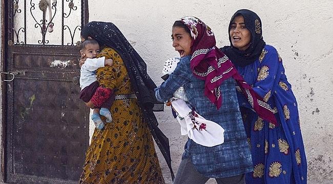 Kürt Kızılayı: Çoğu Kadın ve Çocuk 50 Sivil Hayatını Kaybetti