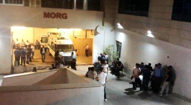 Kurtalan'da Araç Devrildi 2 Ölü 3 Yaralı