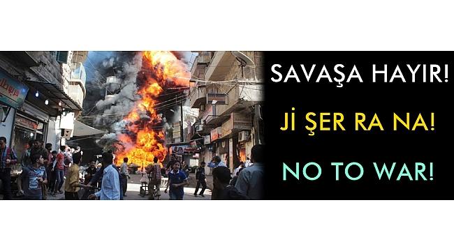 Savaşa Hayır - Ji Şer Ra Na - No To War