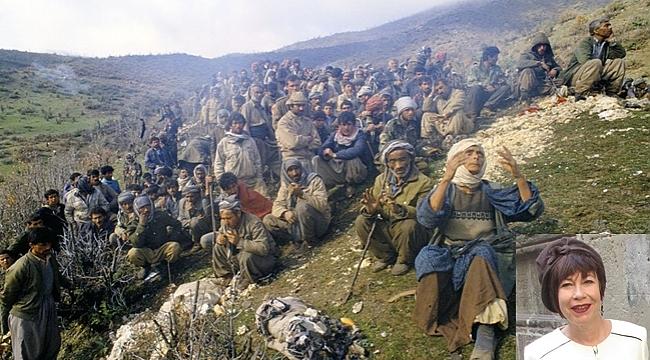 Sürekli satılan, dağlardan başka dostu olmayan insanlar, Kürtlerin Tarihi