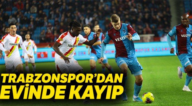 ÖZET İZLE: Trabzonspor: 0 - 1 Göztepe Maç Özeti ve Golü İzle  TS Göztepe Kaç Kaç Bitti