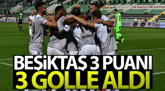 ÖZET İZLE  Denizlispor 2-3 Beşiktaş Maç Özeti ve Golleri İzle