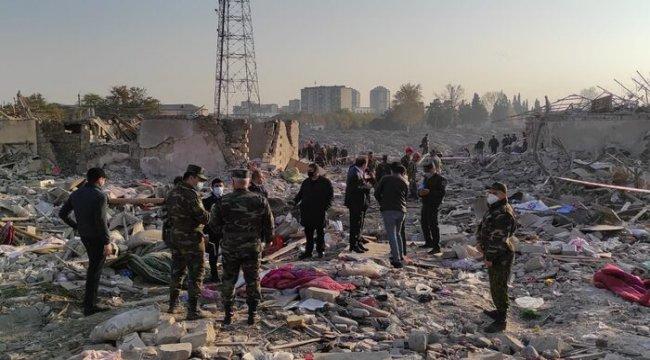 Uykudayken füzeyle vuruldular: Ermenistan sivillerden intikam alıyor