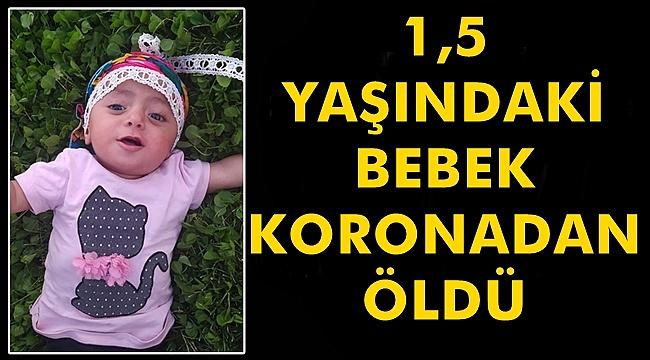 1,5 Yaşındaki Bebek Koronadan Öldü