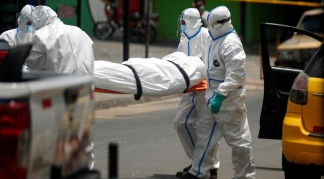 Fransa'da 508 kişi coronadan hayatını kaybetti