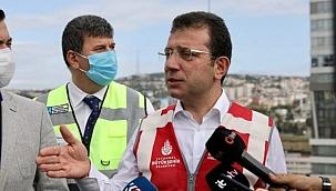 """İmamoğlu: """"Bulaşıcı Hastalıktan İstanbul'da Vefat Sayısı 186 Susayım Mı?"""""""