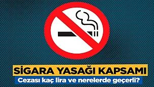 Batman'da Sigara İçmek Yasaklandı