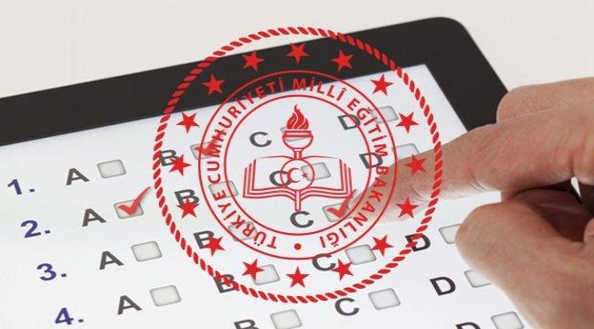 MEB AÖL 1. dönem sınavları uzaktan (online) mı yapılacak?