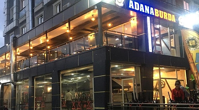 Adana Burda Kebap