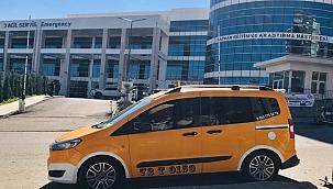 Batman Araştırma Hastanesi Acil Taksi Durağı
