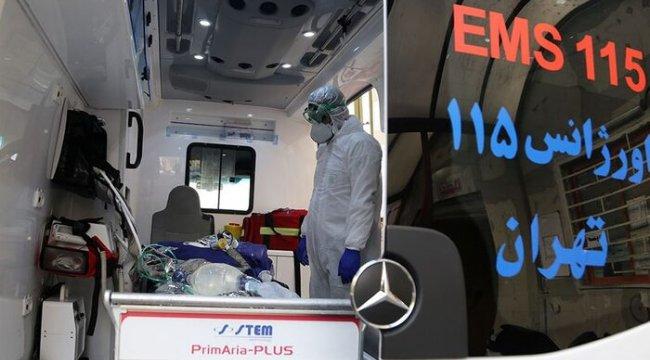 İran'dan korkutan açıklama: Mutasyonlu virüs neredeyse tüm ülkeye yayıldı