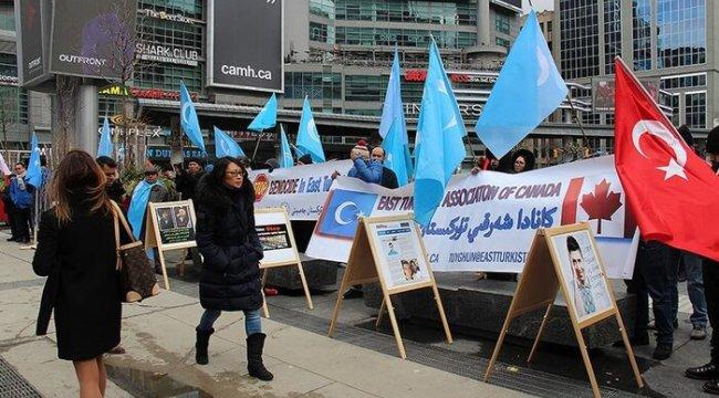 Kanada, Çin'in Uygur Türklerine olan uygulamalarını 'soykırım' olarak tanıdı