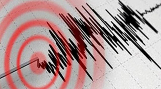 Son Dakika: Sivas'ta 3.8 büyüklüğünde deprem