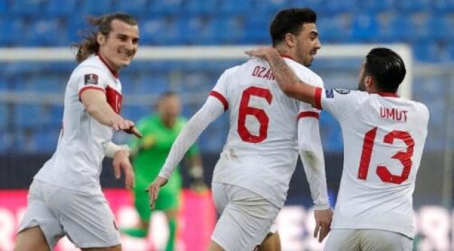 Türkiye Letonya maçı hangi kanalda, ne zaman, milli maç saat kaçta? Dünya Kupası elemeleri