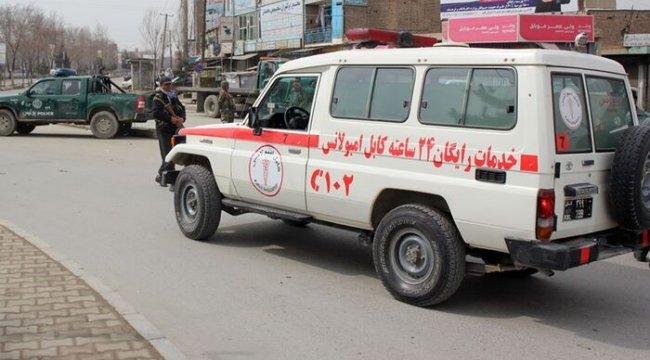 Kabil'de bomba yüklü araçla saldırı: 3 ölü, 12 yaralı