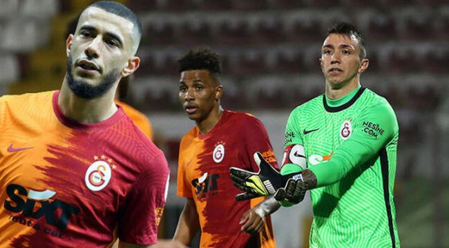 Son dakika... Galatasaray'da Belhanda ve Muslera tartışması!