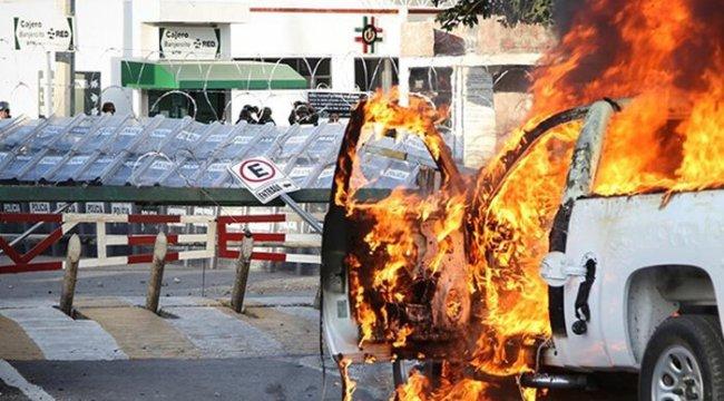 Meksika'da bir politikacı daha öldürüldü! Sayı 90'a yükseldi