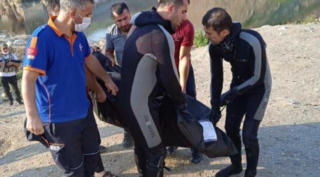 Batman Çayı'na giren Muhammed, boğularak hayatını kaybetti