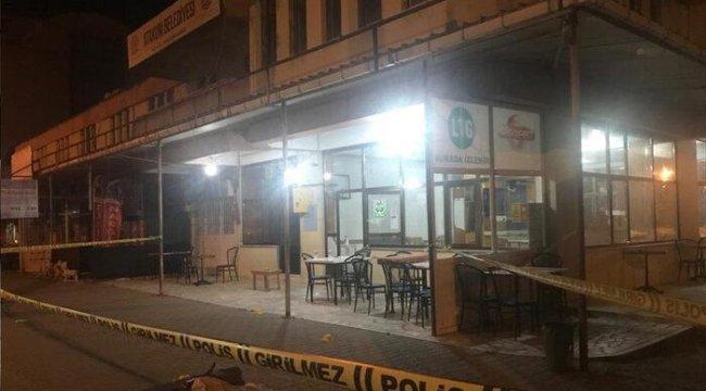 Samsun'da kahvehanede oturanlara ateş açıldı