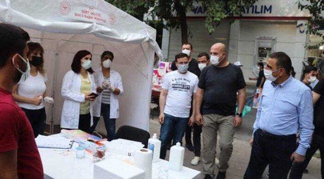 Siirt'te Delta Virüsü Patlaması