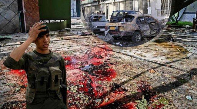 Afganistan Savunma Bakanı'nın evine bomba yüklü araçla saldırı