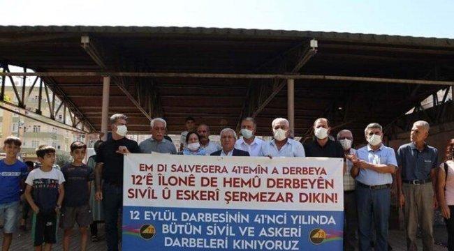 Darbenin Yıldönümünde Diyarbakır Cezaevi'nde Protestolar