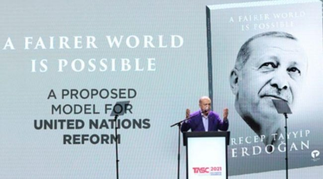 Erdoğan: Abd'yle birçok bölgesel ve küresel meselede, benzer tutum ve çıkarlara sahibiz
