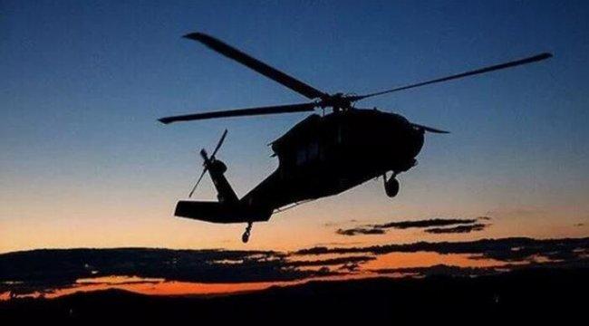 Libya'da 2 helikopter çarpışarak düştü: 2 ölü
