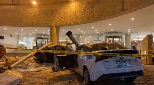 Meksika'nın Acapulco kentinde 7 büyüklüğünde deprem