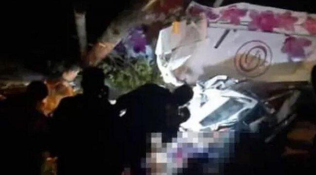 Rusya'da 16 kişiyi taşıyan yolcu uçağı sert iniş yaptı: 4 ölü