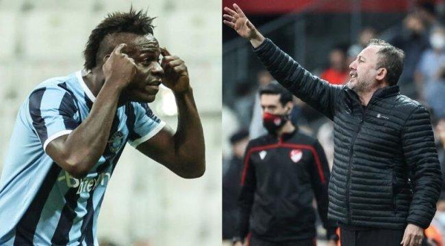 Sergen Yalçın'dan Balotelli sözleri