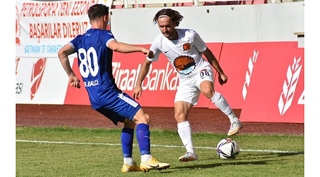 Trabzon Petrolspor Kupada da Yok 0-1