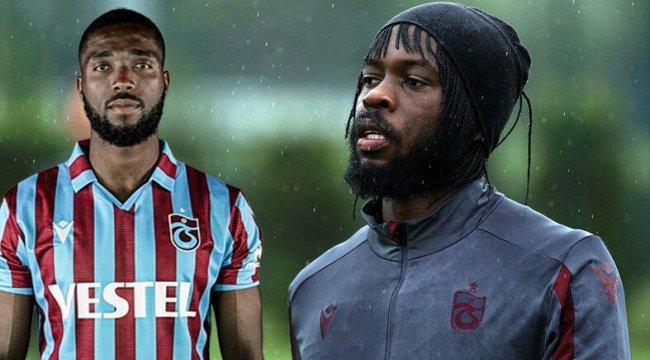 Trabzonspor'da Djaniny ve Gervinho, Galatasaray maçında yok