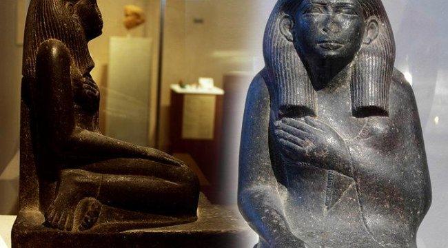 Adana'nın 4 bin yıllık heykeli 'Hemşire Satsneferu'nun Türkiye'ye iade edilmesini istiyor