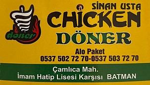 Chicken Döner